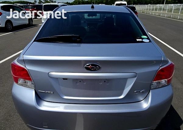 Subaru G4 2,0L 2012-5