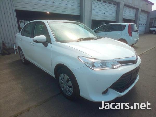 Toyota Axio 1,5L 2015-1