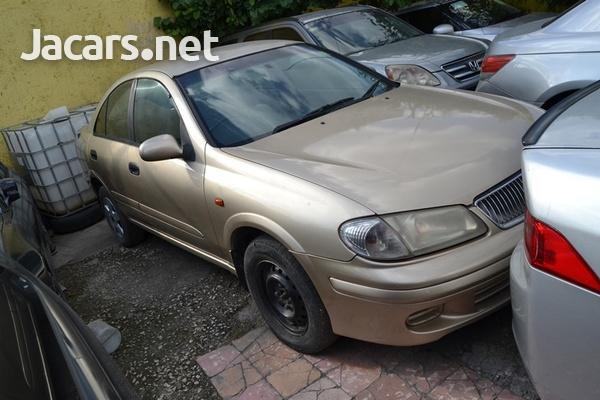 Nissan Sunny 1,8L 2003-2