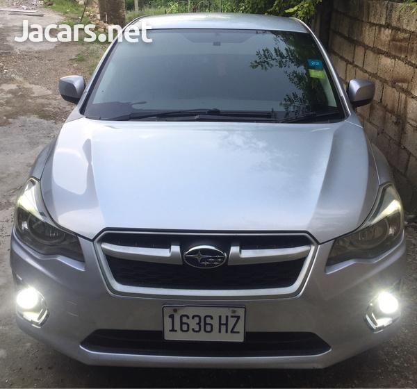 Subaru G4 1,6L 2021-2