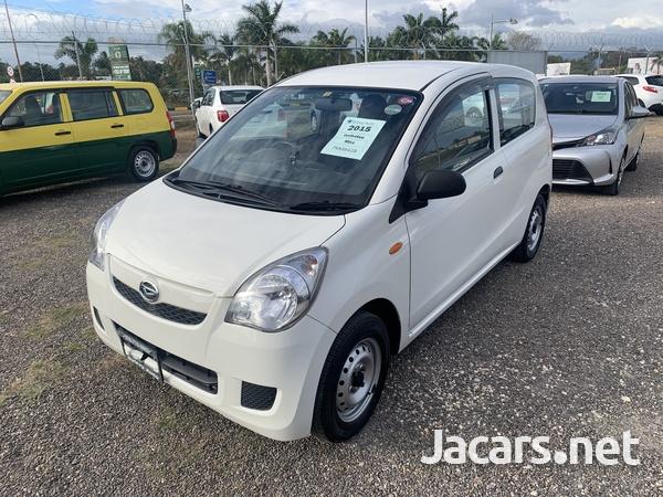 Daihatsu MIRA 0,6L 2015-2