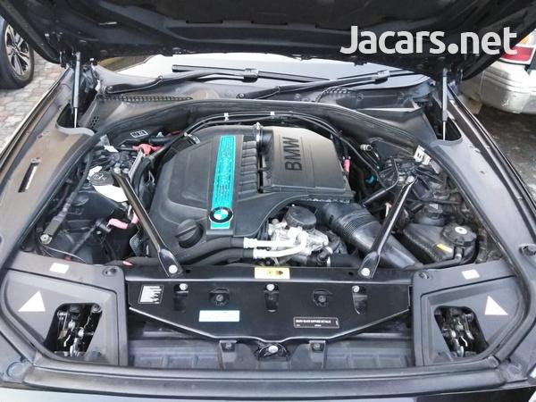 BMW 5-Series 2,9L 2012-7