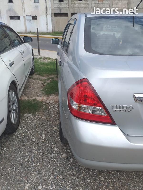Nissan Tiida 1,3L 2008-4