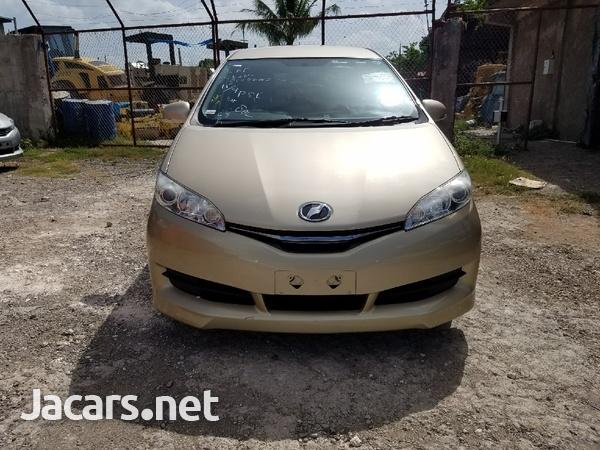 Toyota Wish 2,0L 2013-3