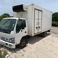 2008 Isuzu NQR Refridgeration Truck