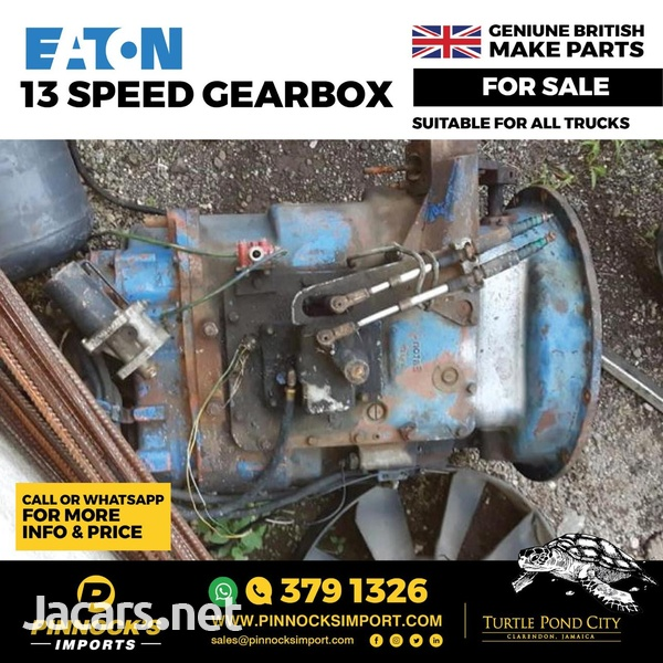 EATON 13 SPEED GEARBOX