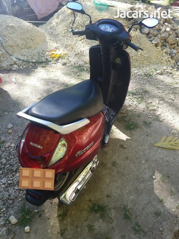 Suzuki Access 125 Bike-6
