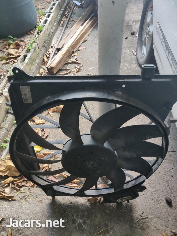 Parts- engine and transmission, seats & radiator-4