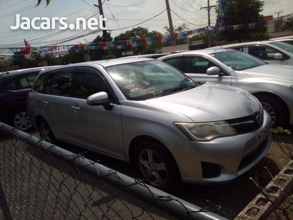 Toyota Fielder 1,8L 2013-4