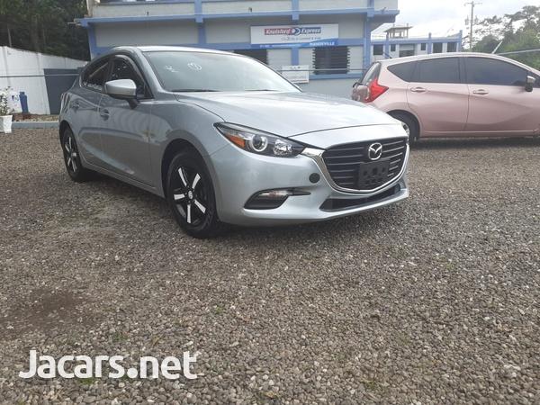Mazda 3 2,0L 2017-1