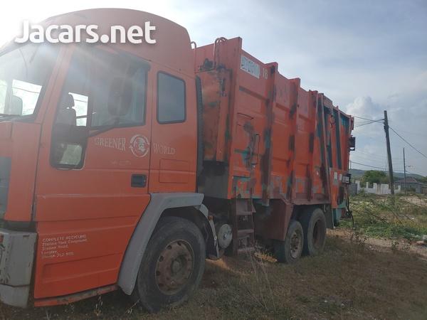 2000 Seddon Atkinson Garbage Disposal Truck-1