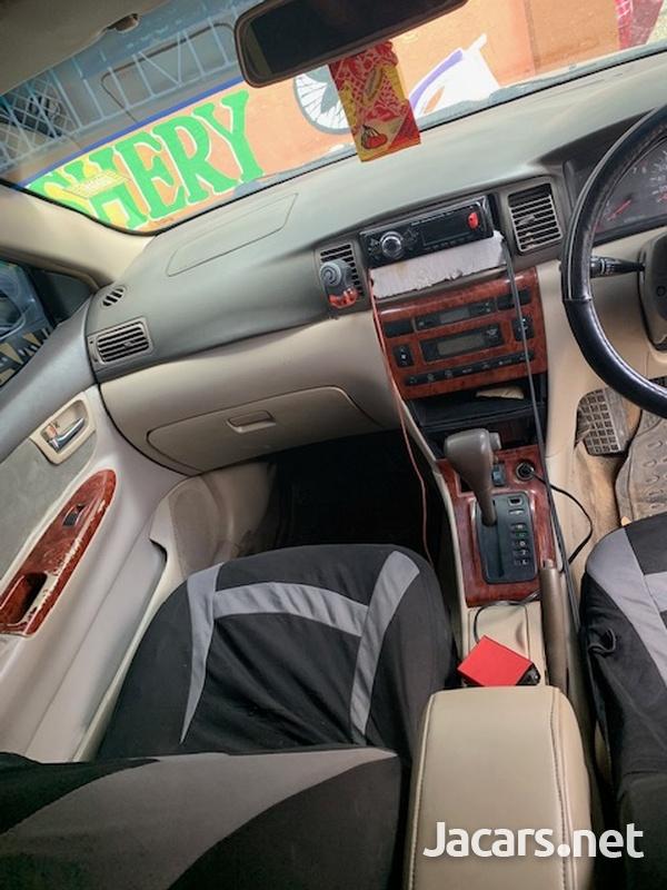 Toyota Corolla Altis 1,6L 2006-1
