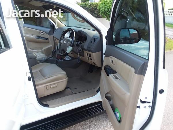 Toyota Fortuner 2,6L 2014-7