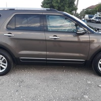 Ford Explorer 2,5L 2015