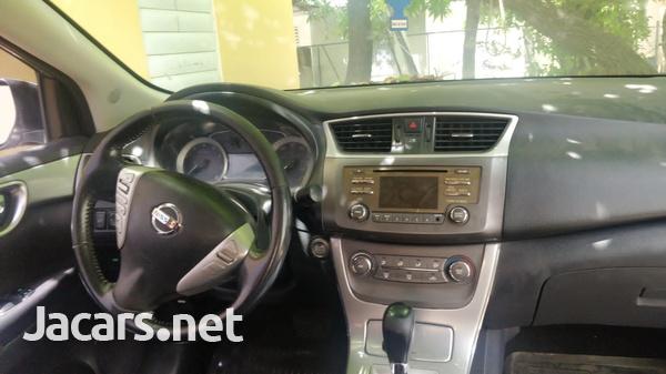 Nissan Sentra 1,8L 2013-5