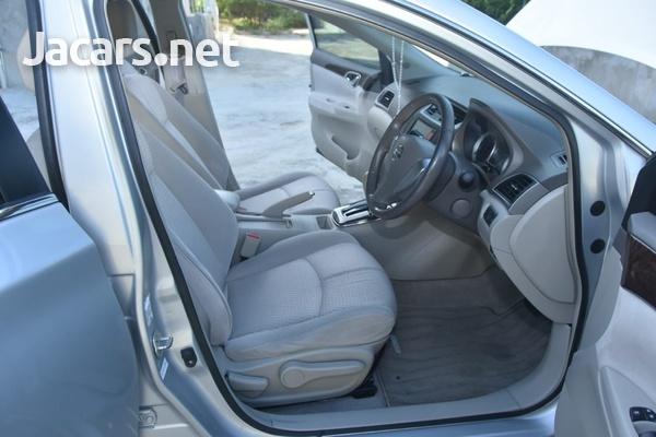 Nissan Sylphy 1,8L 2013-8