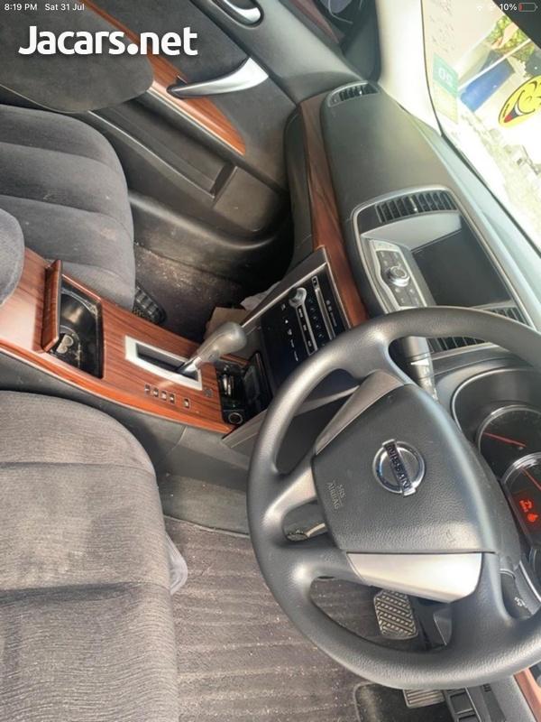 Nissan Teana 2,5L 2011-3