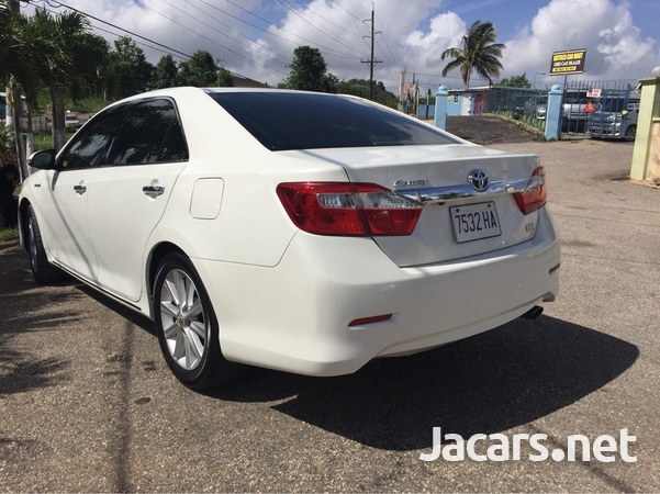 Toyota Camry 2,0L 2012-4