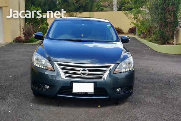 Nissan Sylphy 1,8L 2013-2