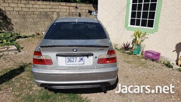 BMW M3 2,0L 2003-3