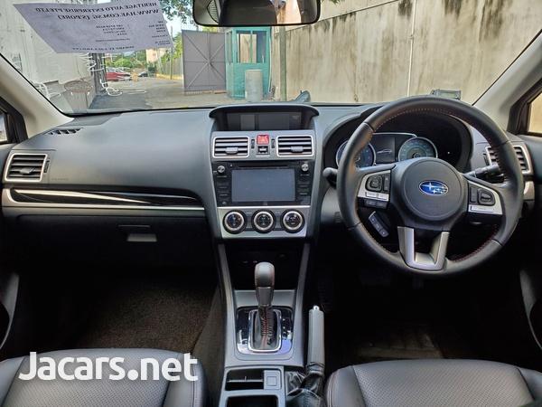 Subaru XV 1,6L 2016-8