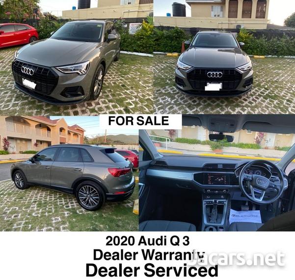 Audi Q3 1,4L 2020-4