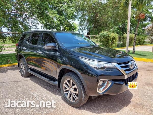 Toyota Fortuner 2,7L 2019-11