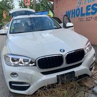 BMW X6 3,0L 2015