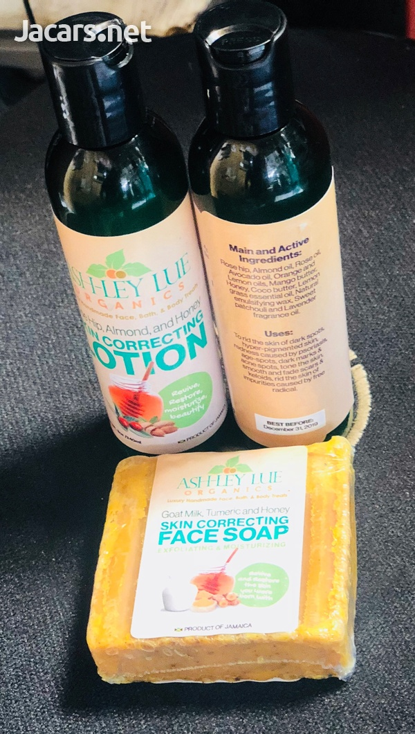 Skin Correcting Soap and Lotion-2