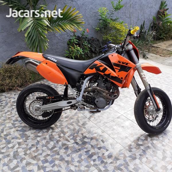 ktm supermotor 2005 660-1