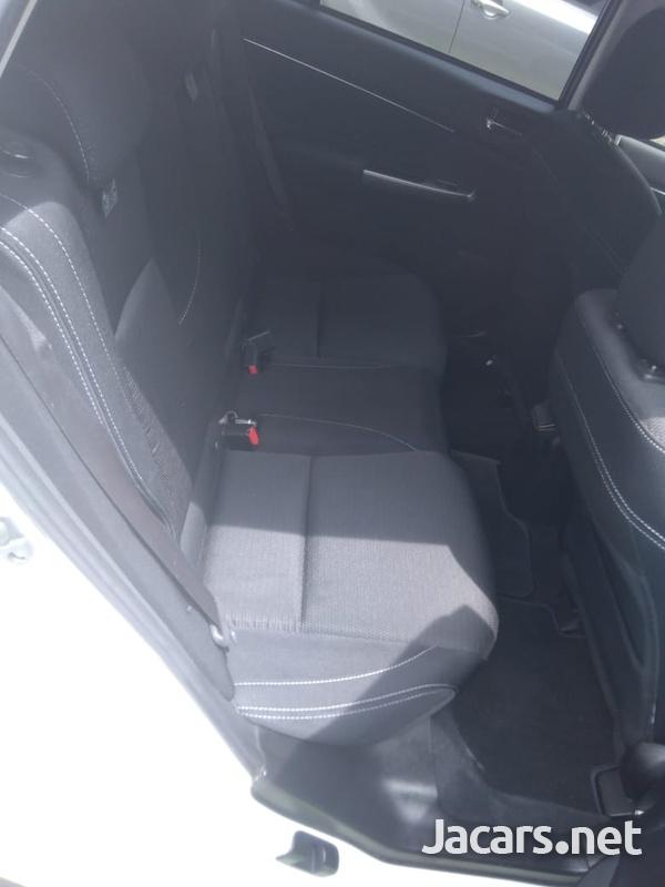 Subaru Impreza 2,0L 2016-10