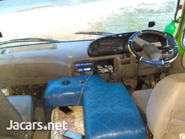 2001 Toyota Coaster Bus-7