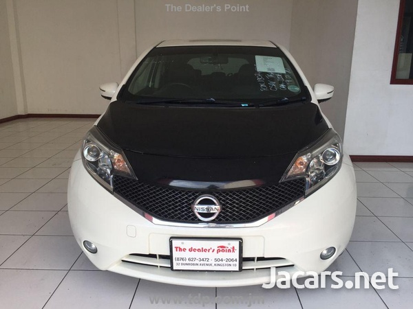 Nissan Note 1,2L 2015-2