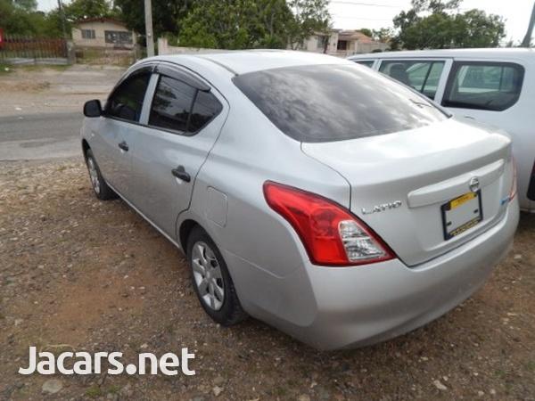 Nissan Latio 2,0L 2013-5