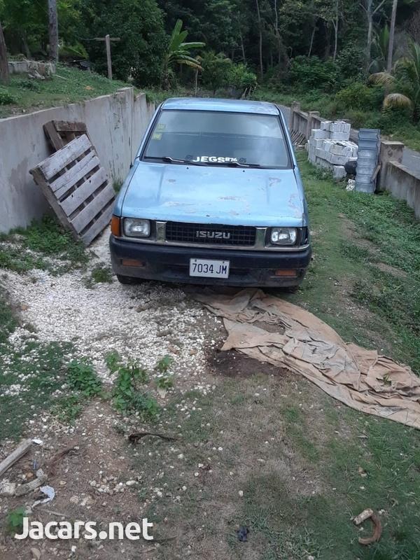 Isuzu Pick-up 2,6L 1991-2