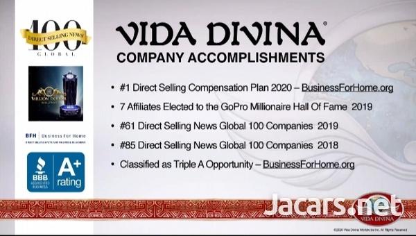 The Detox Center proprietor is a registered affiliate of the VIDA DIVINA brand.-14