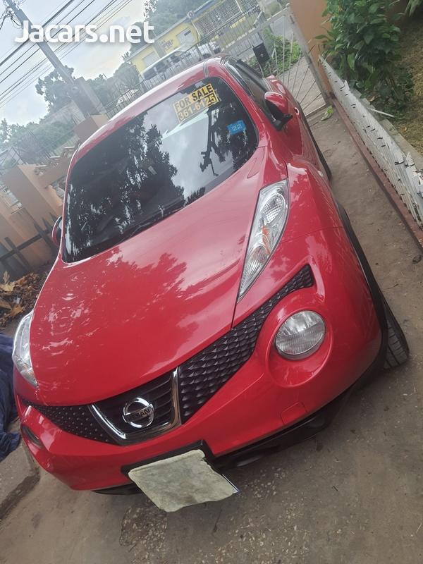 Nissan Juke 1,6L 2014-2