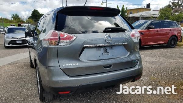 Nissan X-Trail 2,0L 2015-4