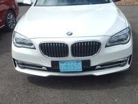 BMW 7-Series 2,9L 2014
