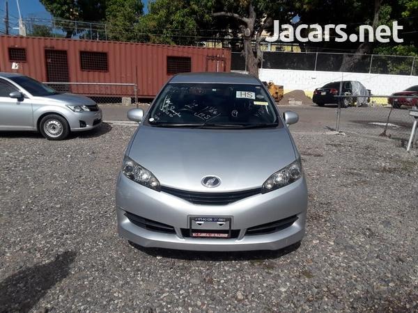 Toyota Wish 1,8L 2011-14