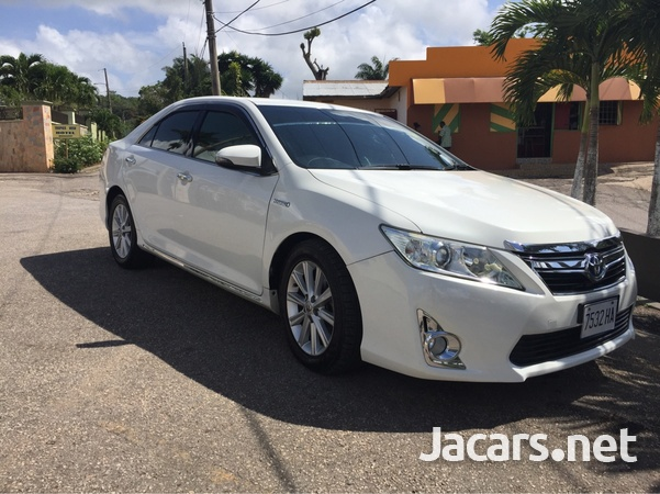 Toyota Camry 2,0L 2012-1