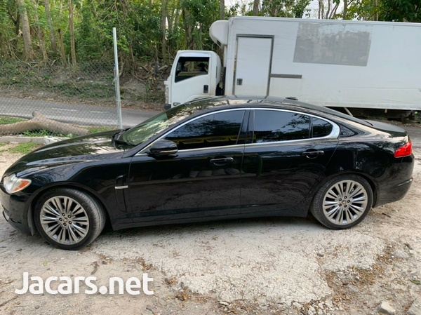 Jaguar XF 2,0L 2010-1