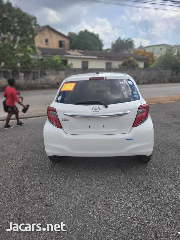 Toyota Vitz 1,3L 2015-2