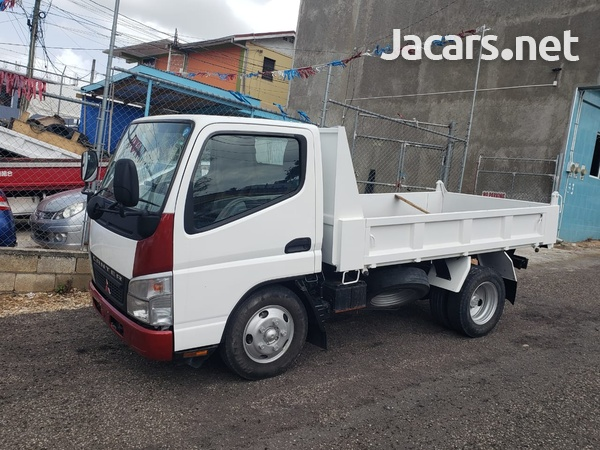 2007 Mitsubishi Canter Dump High Deck Truck-3