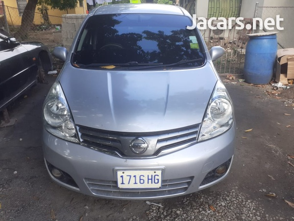 Nissan Note 1,2L 2011-1
