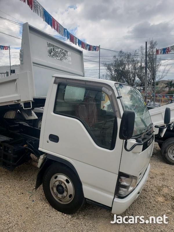 Isuzu Dump Truck High Deck-2
