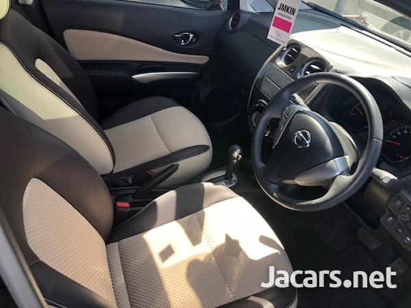 Nissan Note 1,1L 2015-7