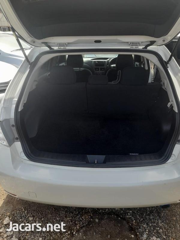 Subaru Impreza 1,6L 2011-5