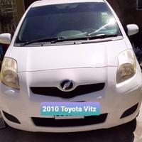 Toyota Vitz 1,3L 2010