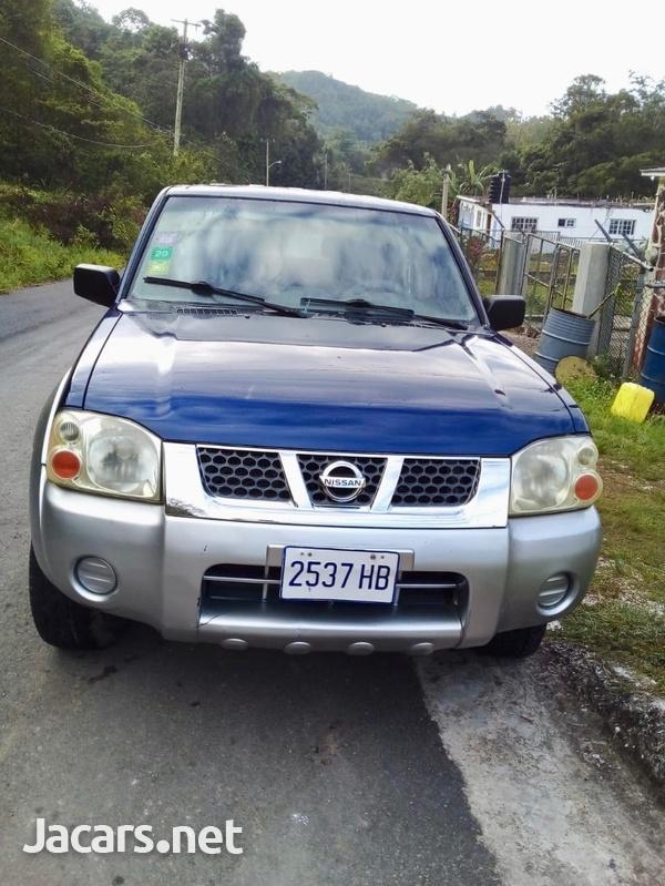 2006 Nisan Frontier pick up truck-3